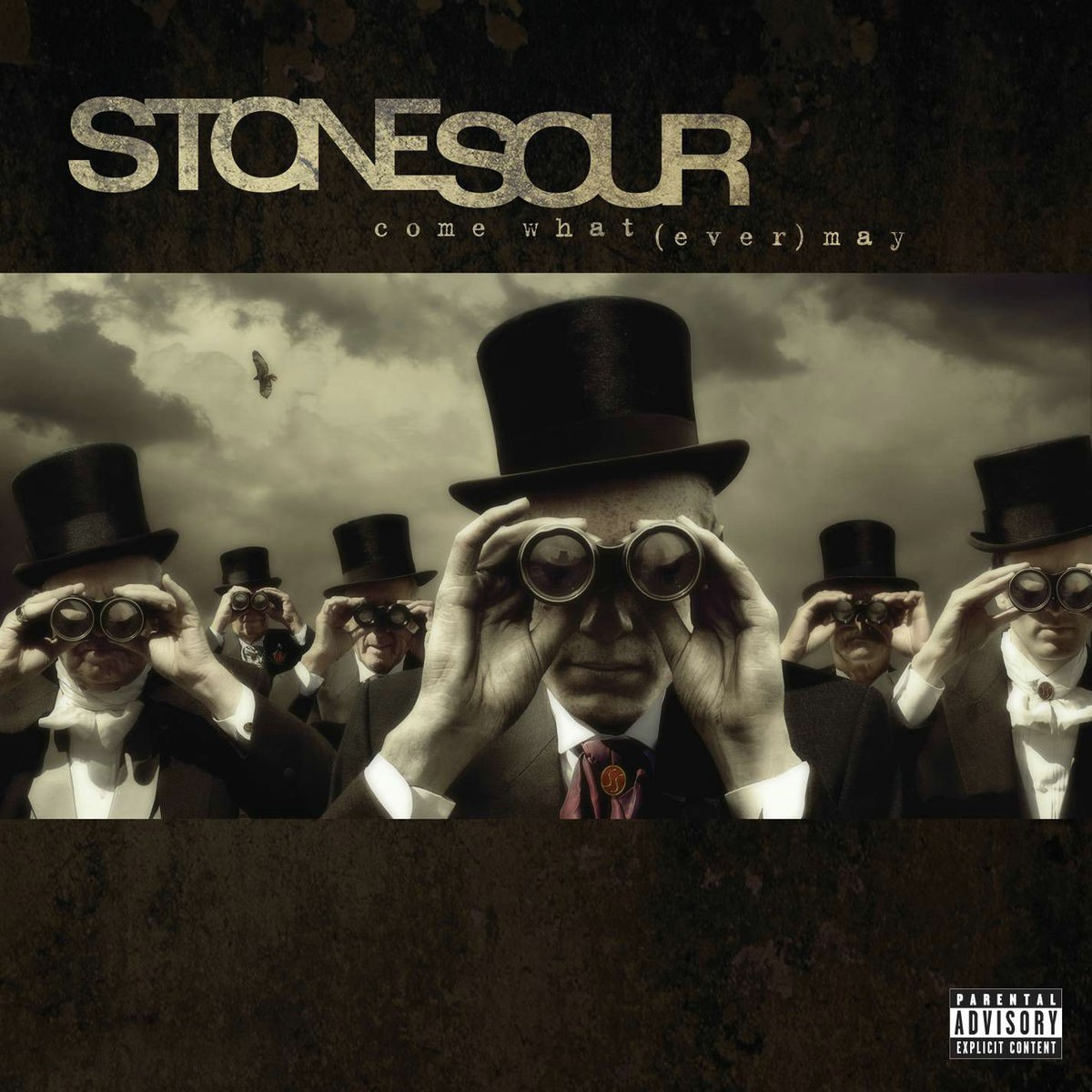 Stone Sour - Come What(ever) May CD - RR8073-2