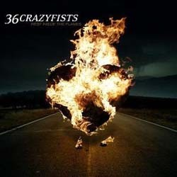 36 Crazyfists - Rest Inside The Flame CD - RR8079-2