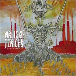 Walls Of Jericho - All Hail The Dead CD - RR8237-2