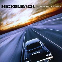 Nickelback - All The Right Reasons CD - RR 8300-2