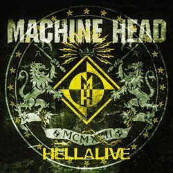 Machine Head - Hellalive CD - RR8437-2