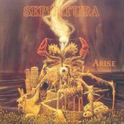 Sepultura - Arise Re-Issue CD - RR8763-2