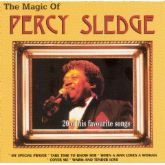 Percy Sledge - The Magic Of Percy Sledge CD - RTBCD2042