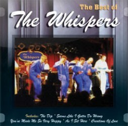 Whispers - The Best Of CD - RTBCD2155
