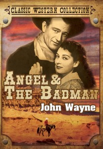 Angel and the Badman DVD - SADVD 3265