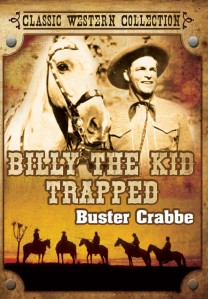 Billy the Kid Trapped DVD - SADVD 3266