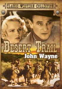 The Desert Trail DVD - SADVD 3270