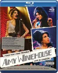 Amy Winehouse - I Told You I Was Trouble - Amy Winehouse Live In London Blu-Ray - 06025 1779962