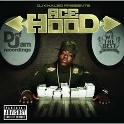 Ace Hood - Dj Khaled Presents Ace Hood Gutta CD - 06025 1780639
