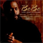 Bebe Winans - Live And Up Close CD - SBCD 46