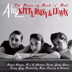 A-Z - Kitty, Daisy & Lewis CD - SBESTCD19