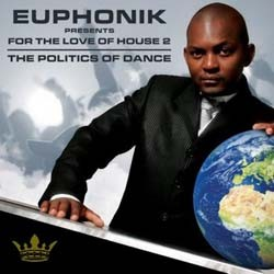 Euphonik - For The Love Of House 2  CD - SCCD059