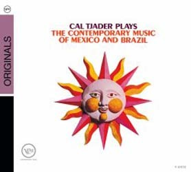 Cal Tjader - Plays The Contemporary Music Of Mexico And Brazil CD - 06025 1782395