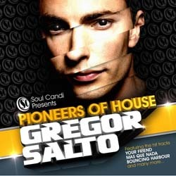 Gregor Salto  - Pioneers Of House  CD - SCCD113