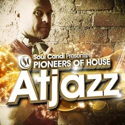 Atjazz  - Pioneers Of House  CD - SCCD182