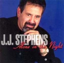 J J Stephens - Alone In The Night CD - SELBCD404