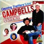 "Die Campbells - Country Treffers ""Live""  CD - SELBCD908"