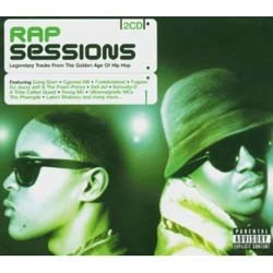 Rap Sessions CD - SESHDCD 215
