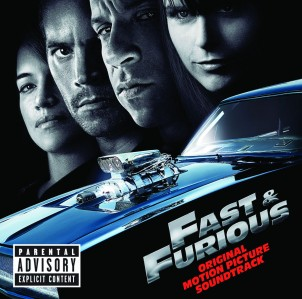 Fast and Furious (Original Motion Picture Soundtrack) CD - 06025 2702135