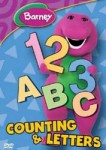 Barney: Counting & Letters DVD - SHTD-164