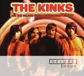 The Kinks - The Village Green Preservation Society (Deluxe Edition) CD - 06025 2704679
