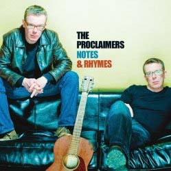 The Proclaimers - Notes & Rhymes CD - 06025 2706547