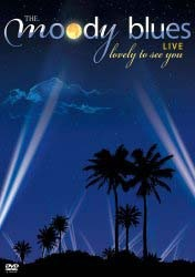 The Moody Blues - Lovely To See You: Live Blu-Ray - 06025 2710093