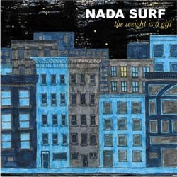 Nada Surf - The Weight Is A Gift CD - SLANG 1034232