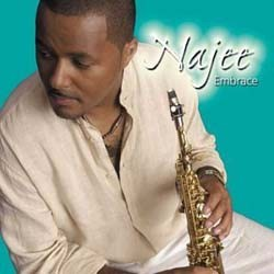 Najee - Embrace CD - SLCD 058