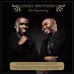 Jaziel Brothers - The Beginning CD - MESH036