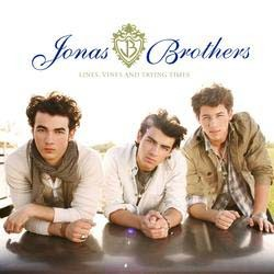 Jonas Brothers - Lines, Vines And Trying Times (Slide Pack) CD - SLIDECD 80