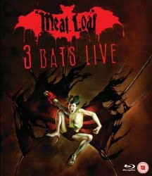 Meat Loaf - 3 Bats Live (Slide Pack) DVD - SLIDEDVD 009