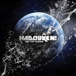 Hadouken! - For The Masses CD - SN 003