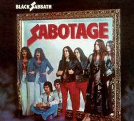 Black Sabbath - Sabotage CD - 6025271666