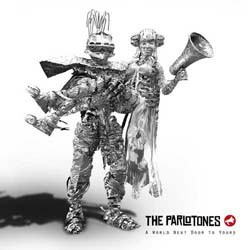 The Parlotones - A World Next Door To Yours CD - SLCD 428
