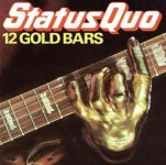 Status Quo - 12 Gold Bars CD - SPCD 4011