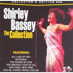 Shirley Bassey - The Collection CD - SPTB131
