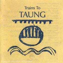 Paul Hanmer - Trains To Taung CD - SSCD 024