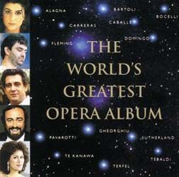 The World's Greatest Opera Album CD - SSTARCD 6341