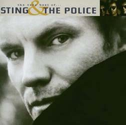 Sting, The Police - The Very Best Of Sting And The Police CD - SSTARCD 6358