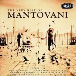 Mantovani & His Orchestra - The Very Best Of Mantovani CD - SSTARCD 6404
