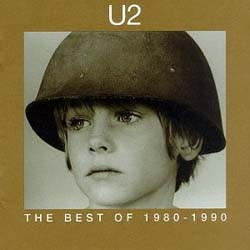 U2 - The Best Of 1980-1990 CD - SSTARCD 6429