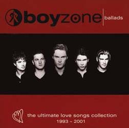 Boyzone - The Love Songs Collection CD - SSTARCD 6793