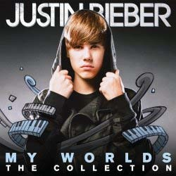 Justin Bieber - My Worlds - The Collection CD - SSTARCD 7538