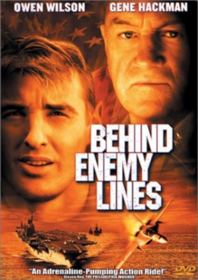 Behind Enemy Lines DVD - ST22233 DVDF