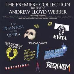Andrew Lloyd Webber - The Premiere Collection CD - STARCD 5531