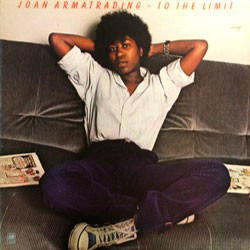 Joan Armatrading - To The Limit CD - STARCD 5676