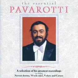 Luciano Pavarotti - The Essential Pavarotti - A Selection Of His Greatest Recordings CD - STARCD 5709