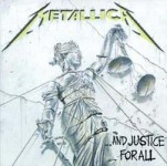 Metallica - And Justice For All CD - STARCD 5992