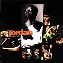 Ronny Jordan - The Quiet Revolution CD - STARCD 6071